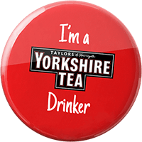 I'm a Yorkshire Tea drinker